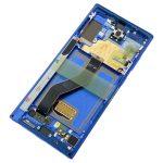 Pantalla Completa LCD Y Táctil Original para Samsung Galaxy Note 10 Plus N975F – Azul Brillante Azul Aurora