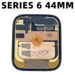 Pantalla Completa LCD Y Táctil para Apple Watch Series 6 44mm (6th Gen) – Negro De Desmontaje