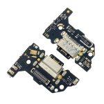 Placa De Conector De Carga USB Tipo-C Con Micrófono para Xiaomi Mi11 Lite