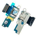 Placa De Conector De Carga Micro USB Con Botón Home para Samsung Galaxy Tab S2 8.0 pulgadas (2015) T710 WIFI
