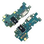 Placa De Conector De Carga USB Tipo-C Con Micrófono Con Jack De Audio para Samsung Galaxy A42 5G 2020 A426B