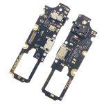 Placa De Conector De Carga USB Tipo-C Con Micrófono Y Jack De Audio para LG K41s 2020