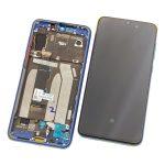 Pantalla Completa LCD Y Táctil Con Marco para Xiaomi Mi9SE Mi9 SE – Azul